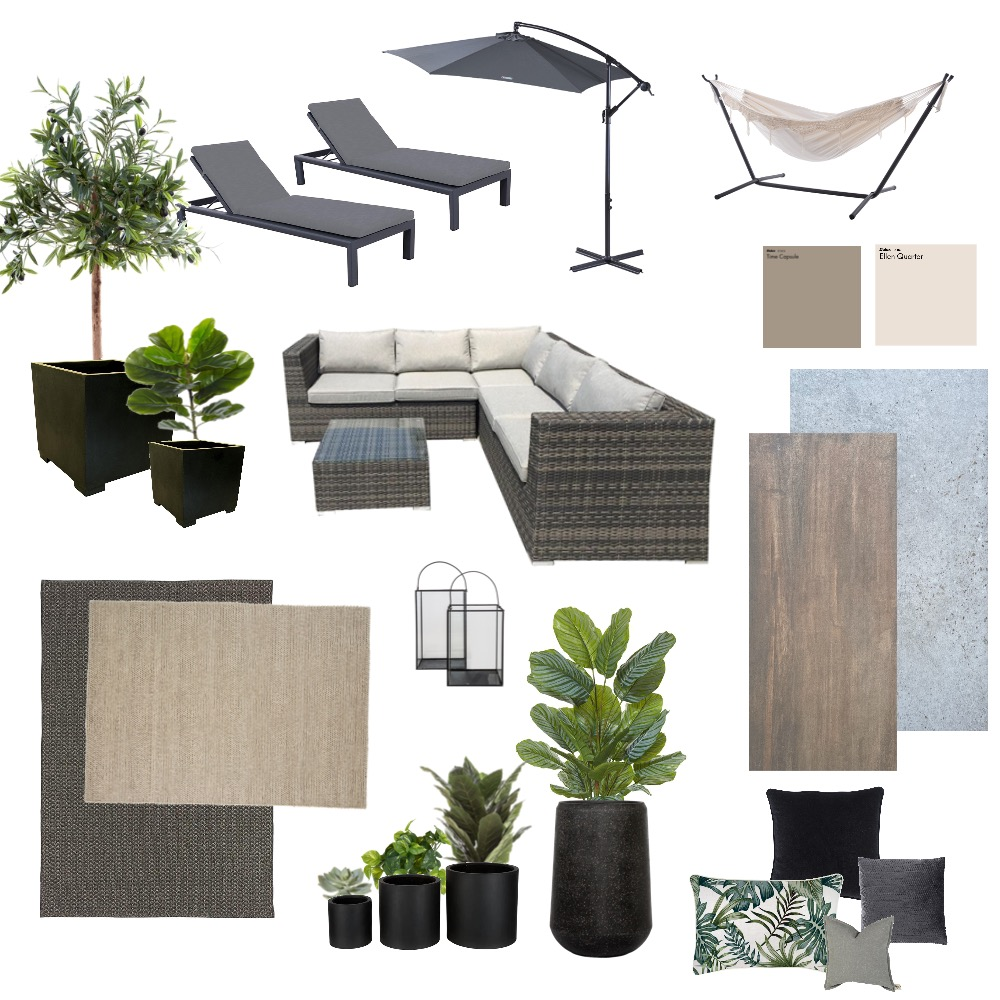 Aziz amended Interior Design Mood Board by Jacky on Style Sourcebook