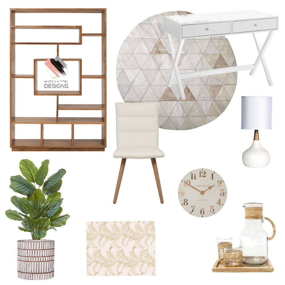 White Works Interior Design Mood Board by Maegan Perl Designs on Style Sourcebook