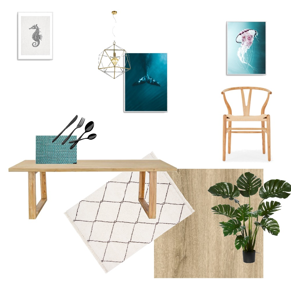 Dining Interior Design Mood Board by nrogers on Style Sourcebook