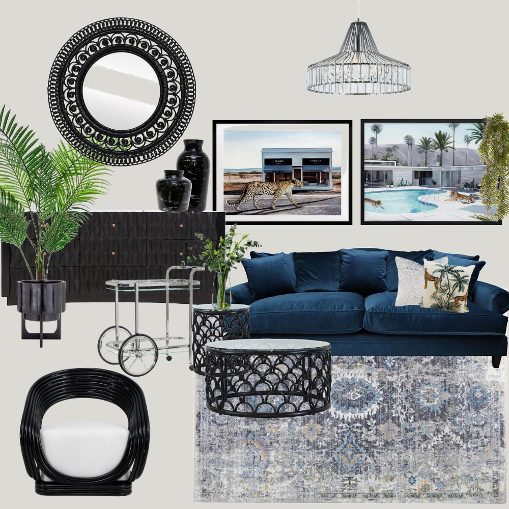 Oz Design Competition Interior Design Mood Board by alenak on Style Sourcebook