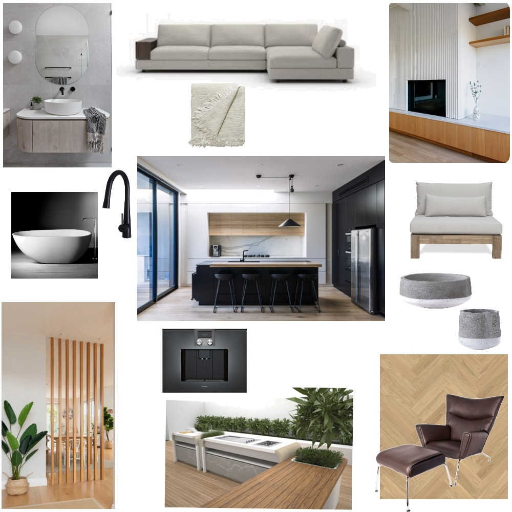 ASS 16 Interior Design Mood Board by Candice Pearce on Style Sourcebook