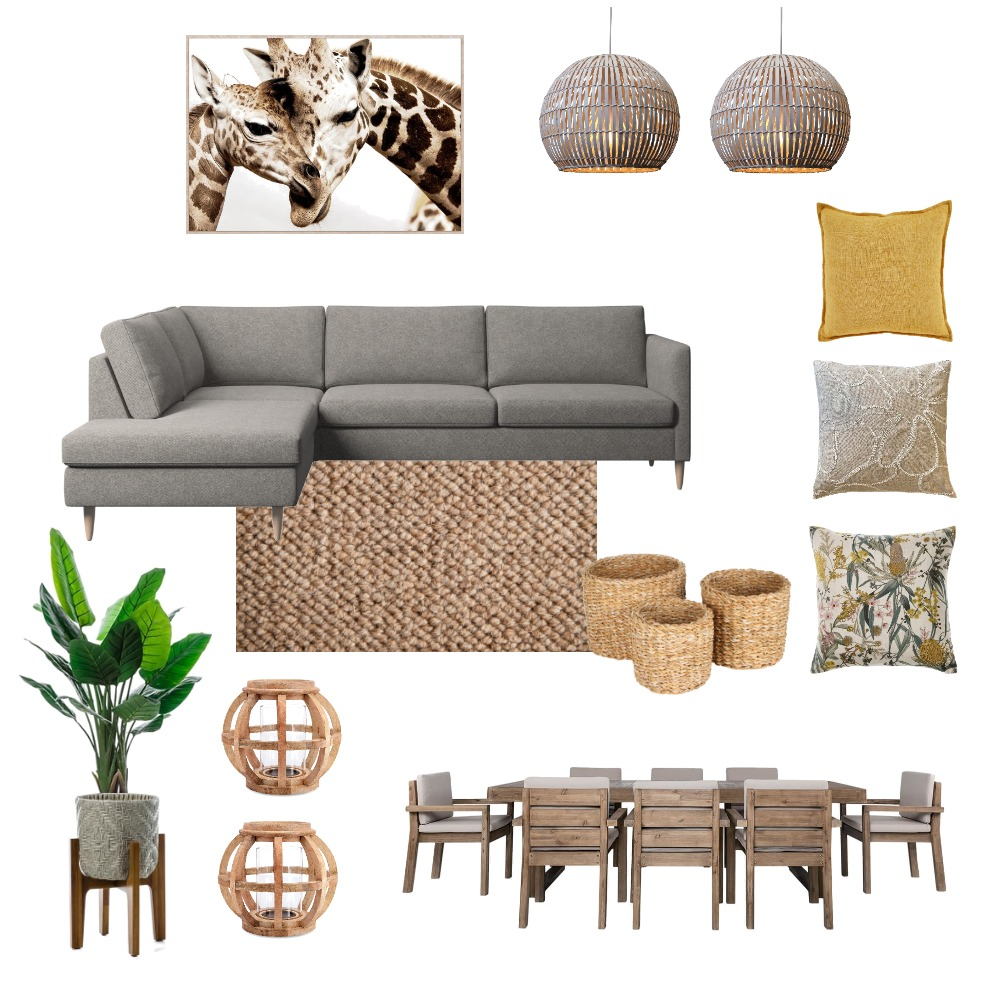Patio Interior Design Mood Board by Elmien O'Mahoney on Style Sourcebook