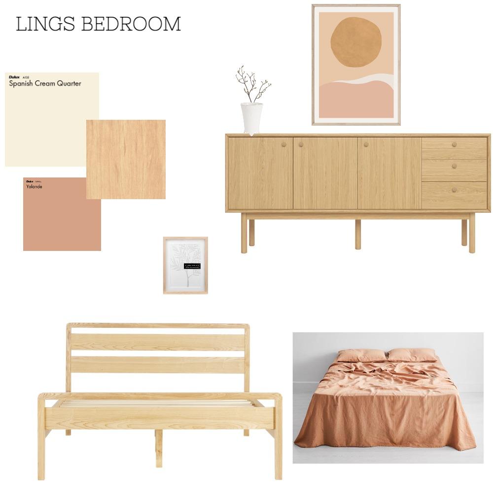 bedroom Interior Design Mood Board by leafeuerriegel on Style Sourcebook