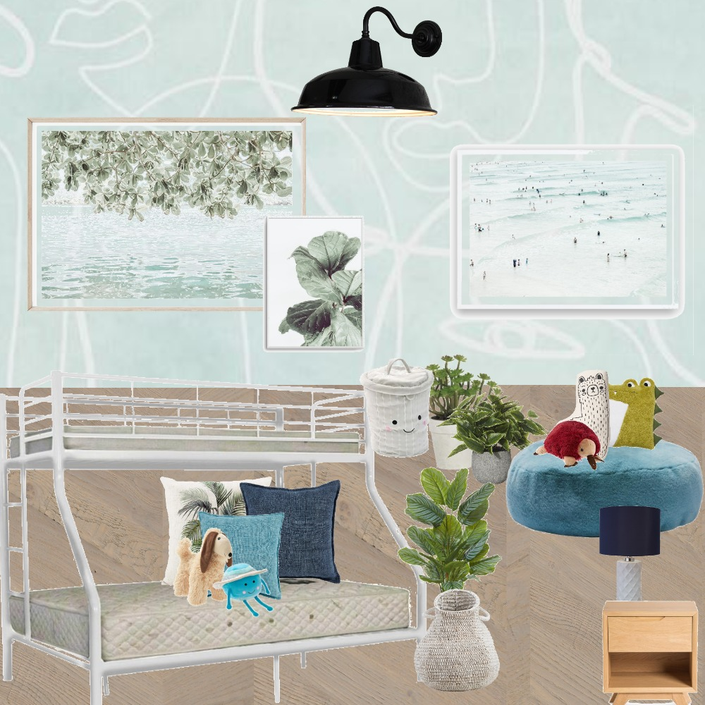 Lawson bedroom Interior Design Mood Board by The Property Stylists & Co on Style Sourcebook