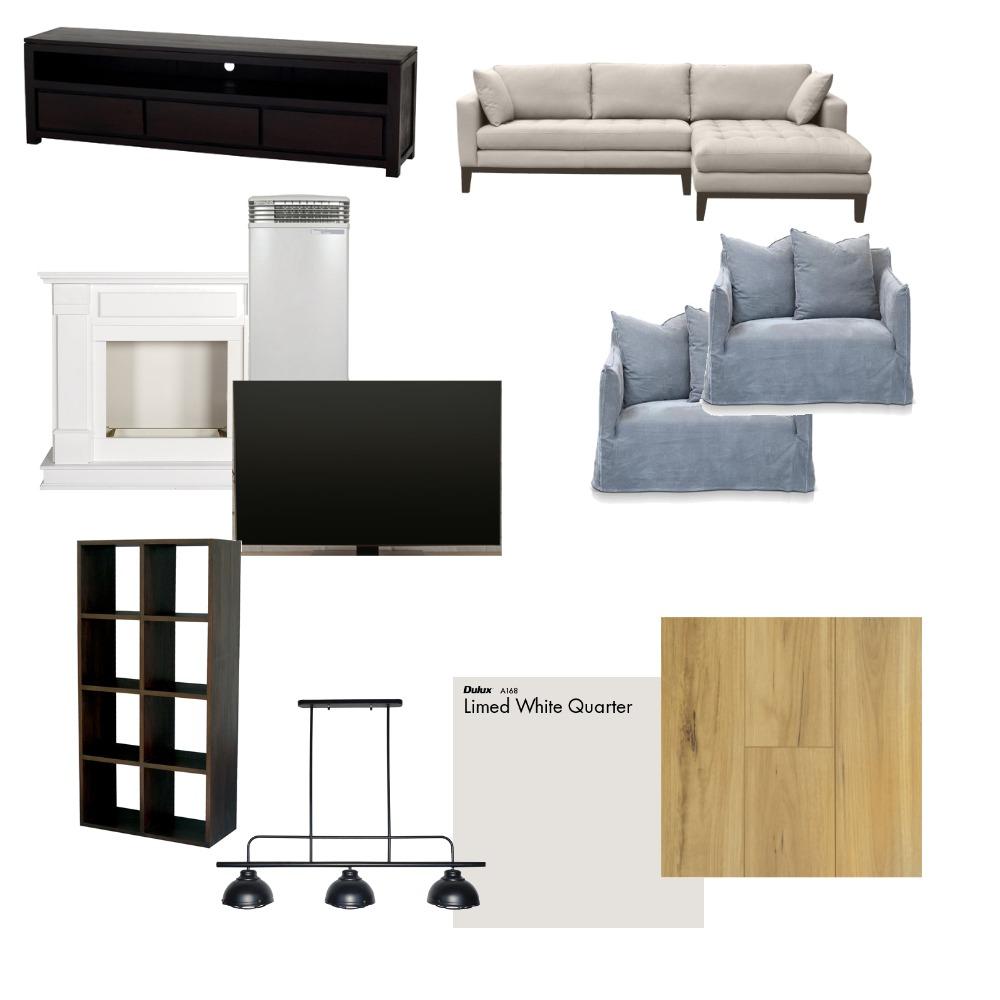 Living Room Interior Design Mood Board by rahaf ibrahim on Style Sourcebook