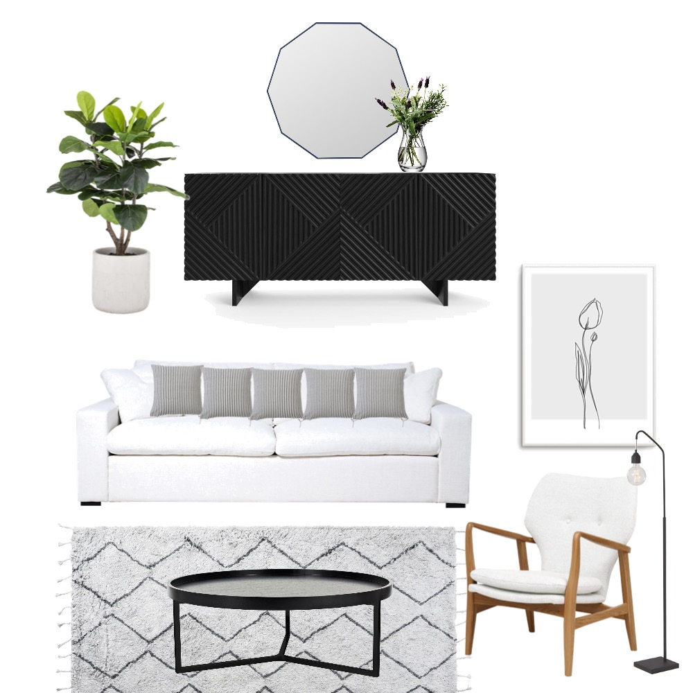 Modern contemporary Interior Design Mood Board by Simplestyling on Style Sourcebook