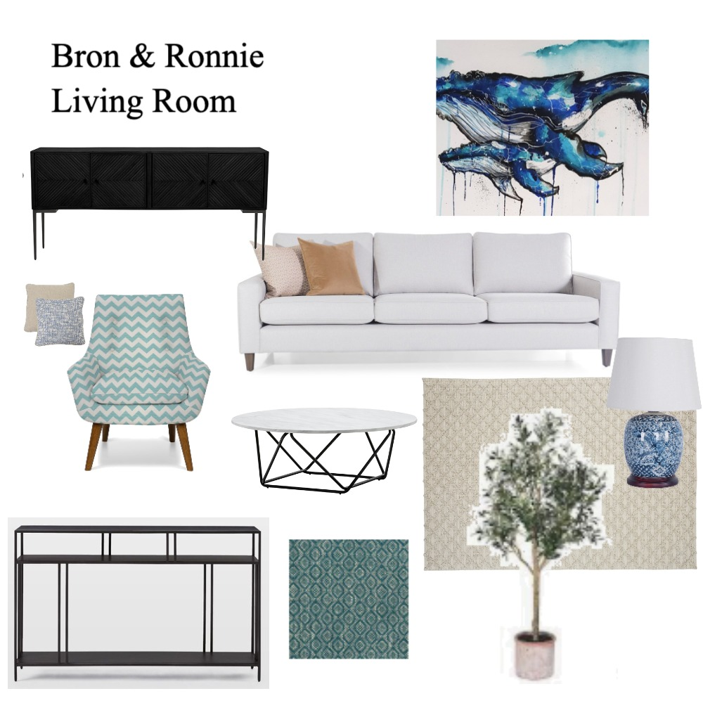 B&R Living Room Interior Design Mood Board by LN Interiors on Style Sourcebook