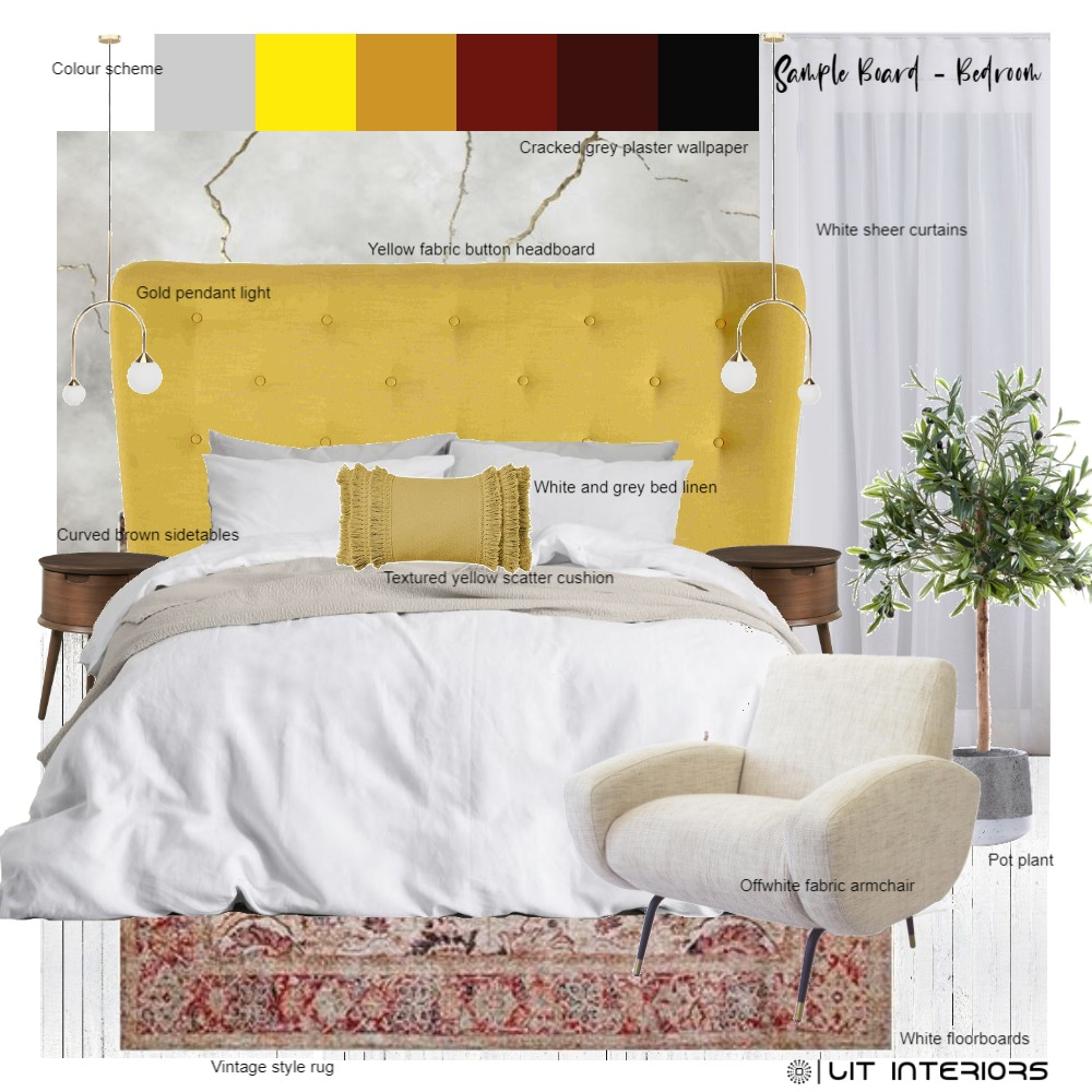 Colour Inspiration part 2 Interior Design Mood Board by court_dayle on Style Sourcebook