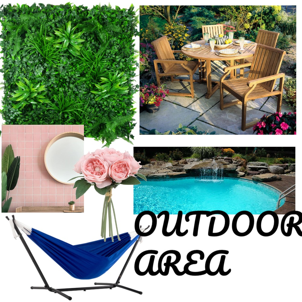 OUTDOOR Interior Design Mood Board by farahhegazy on Style Sourcebook