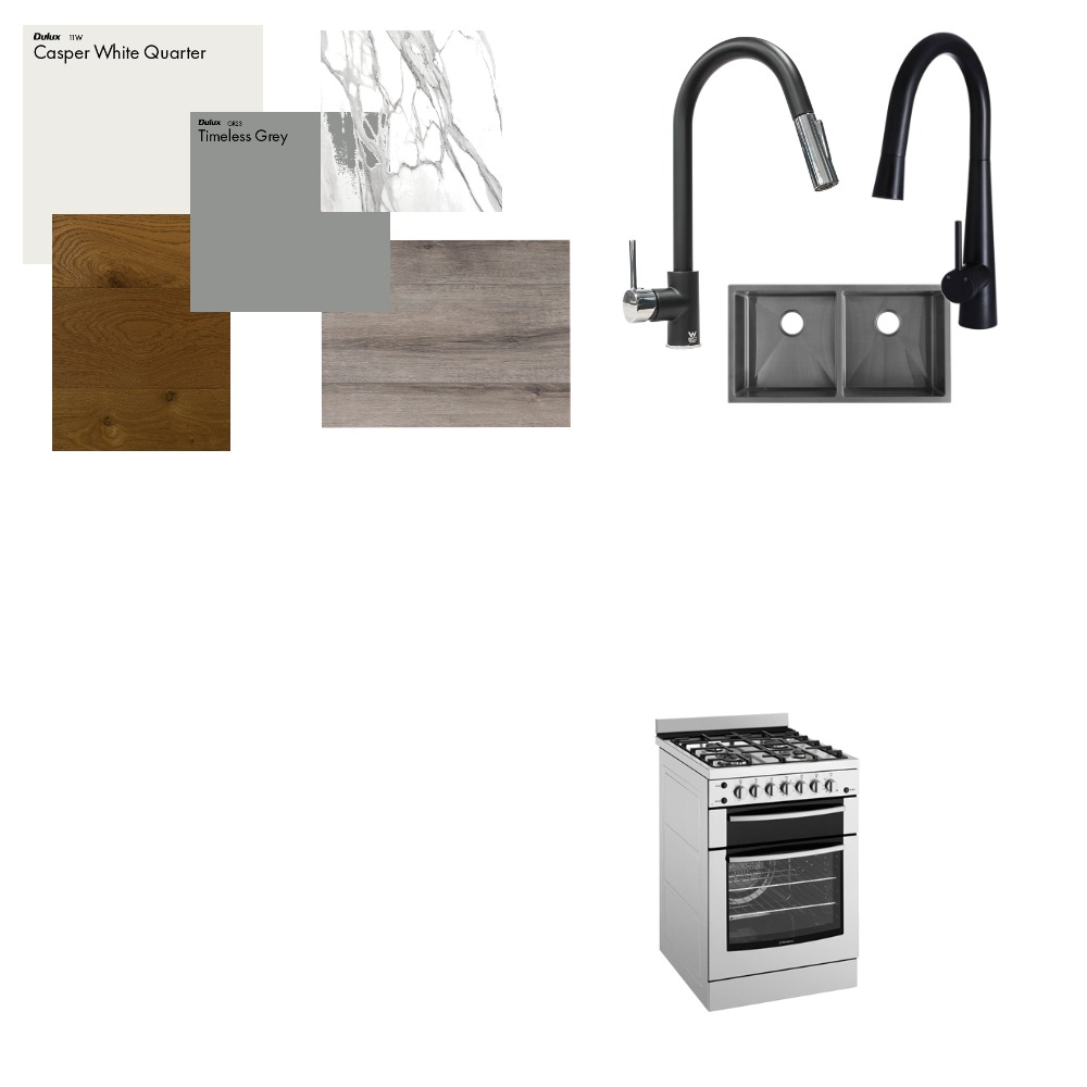 Kitchen Interior Design Mood Board by Sara's Lake House on Style Sourcebook
