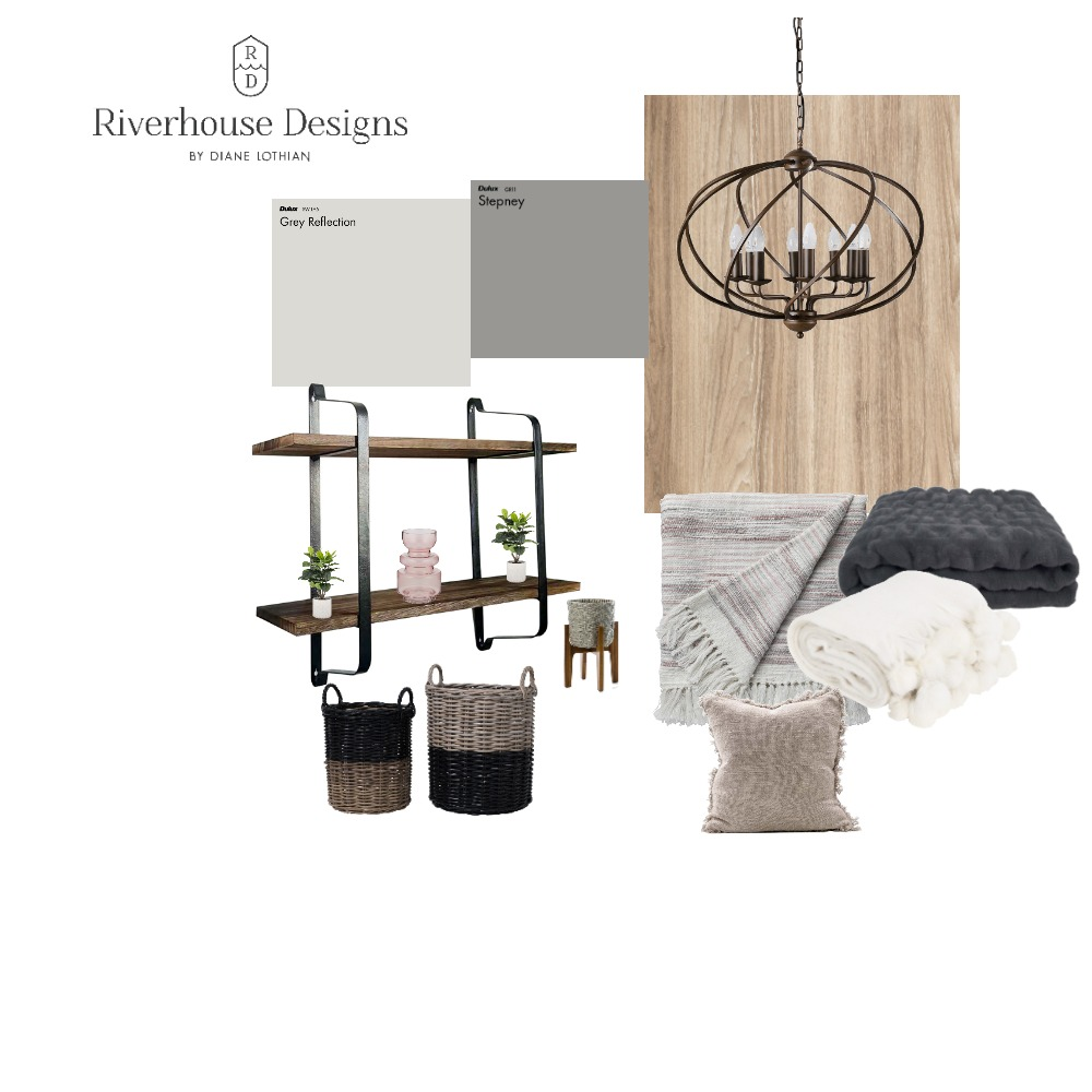 Patricia Ave Renovation Interior Design Mood Board by Riverhouse Designs on Style Sourcebook
