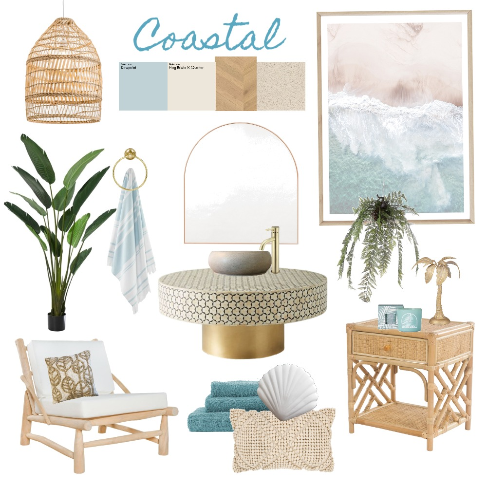 Coastal Interior Design Mood Board by Laurraa13 on Style Sourcebook