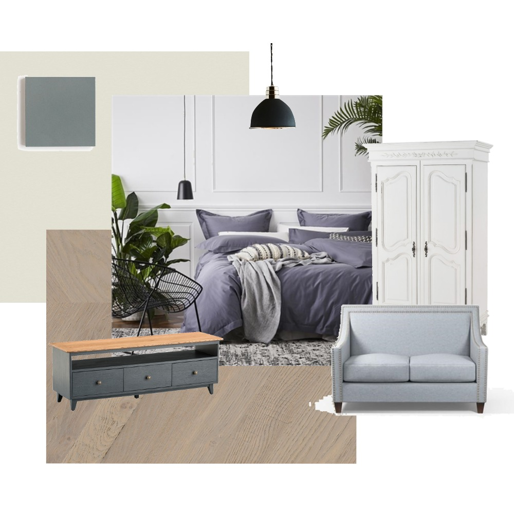 Master Bedroom Interior Design Mood Board by hannah.smith594 on Style Sourcebook