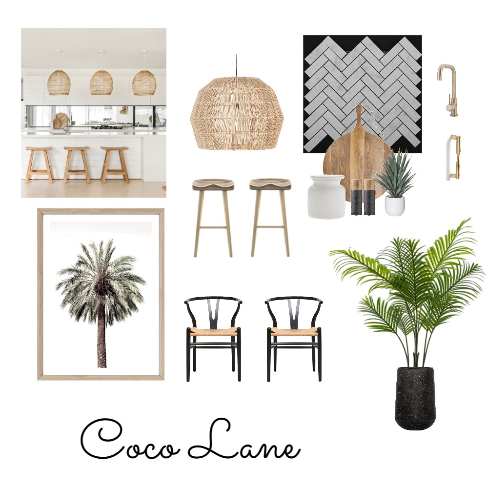 Madeley Kitchen 1 Interior Design Mood Board by CocoLane Interiors on Style Sourcebook
