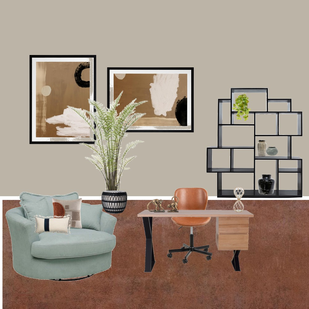 Study Ready Interior Design Mood Board by jenny01 on Style Sourcebook