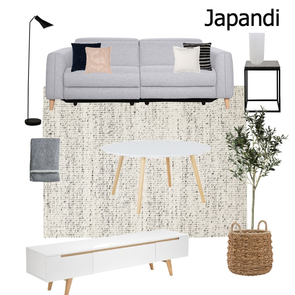 Japandi - Light Interior Design Mood Board by karenbydesignau on Style Sourcebook