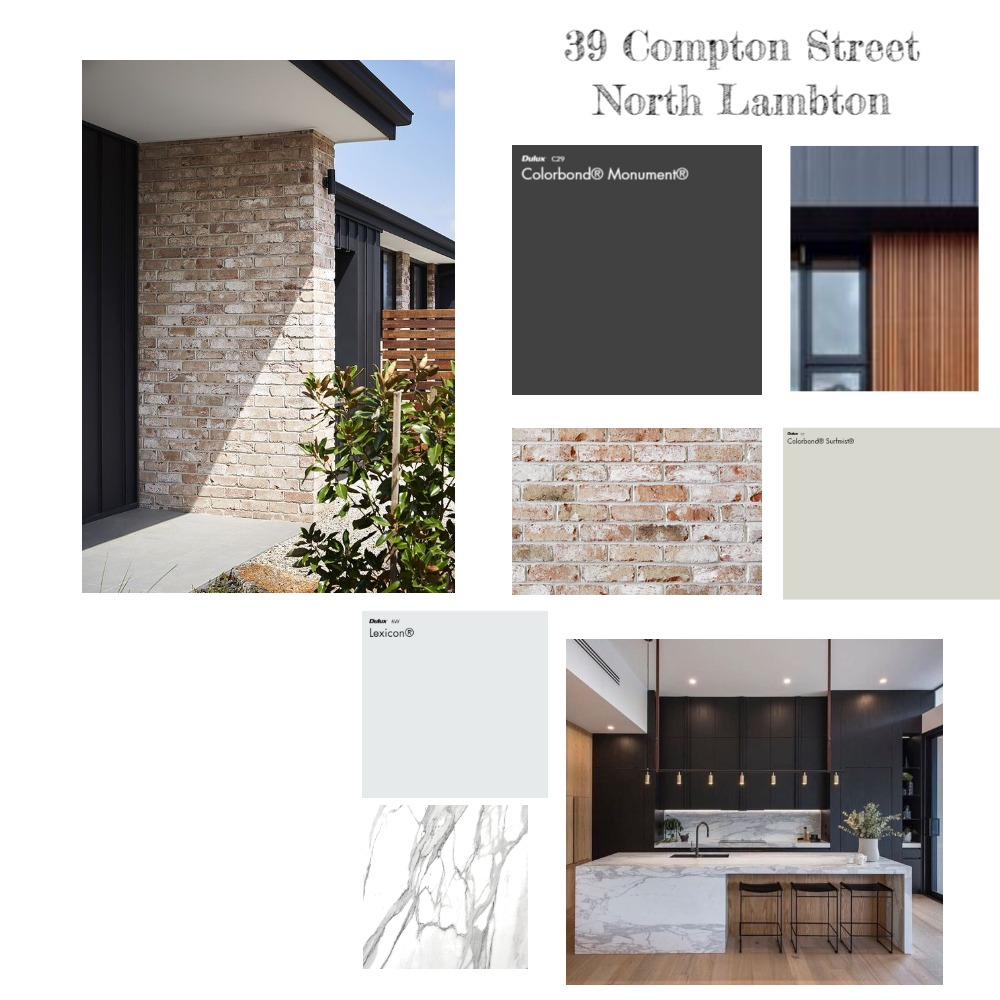 39 Compton Street Interior Design Mood Board by Avondale Road Inspiration + Design on Style Sourcebook