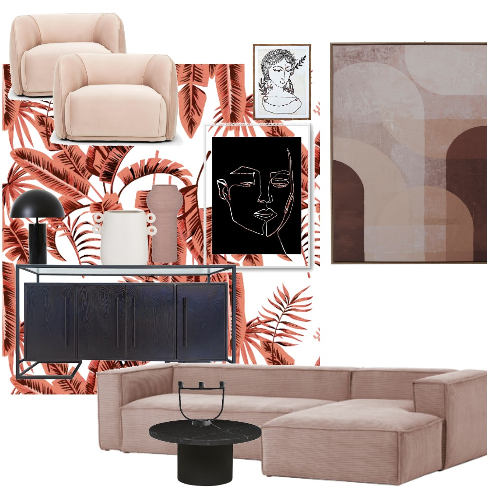 Working Interior Design Mood Board by LaraFernz on Style Sourcebook