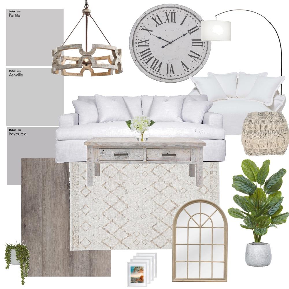 Barbara Living Room - farmhouse Interior Design Mood Board by Rhiannon on Style Sourcebook