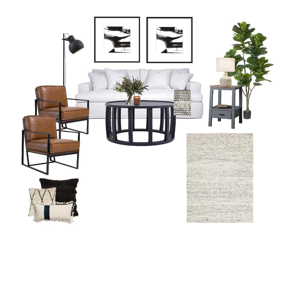 first mood board Interior Design Mood Board by mahdokht on Style Sourcebook