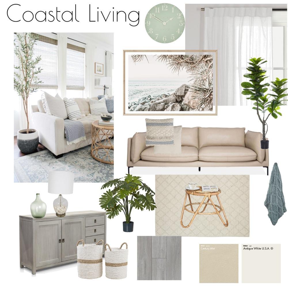 Coastal Living Interior Design Mood Board by Tyisha on Style Sourcebook