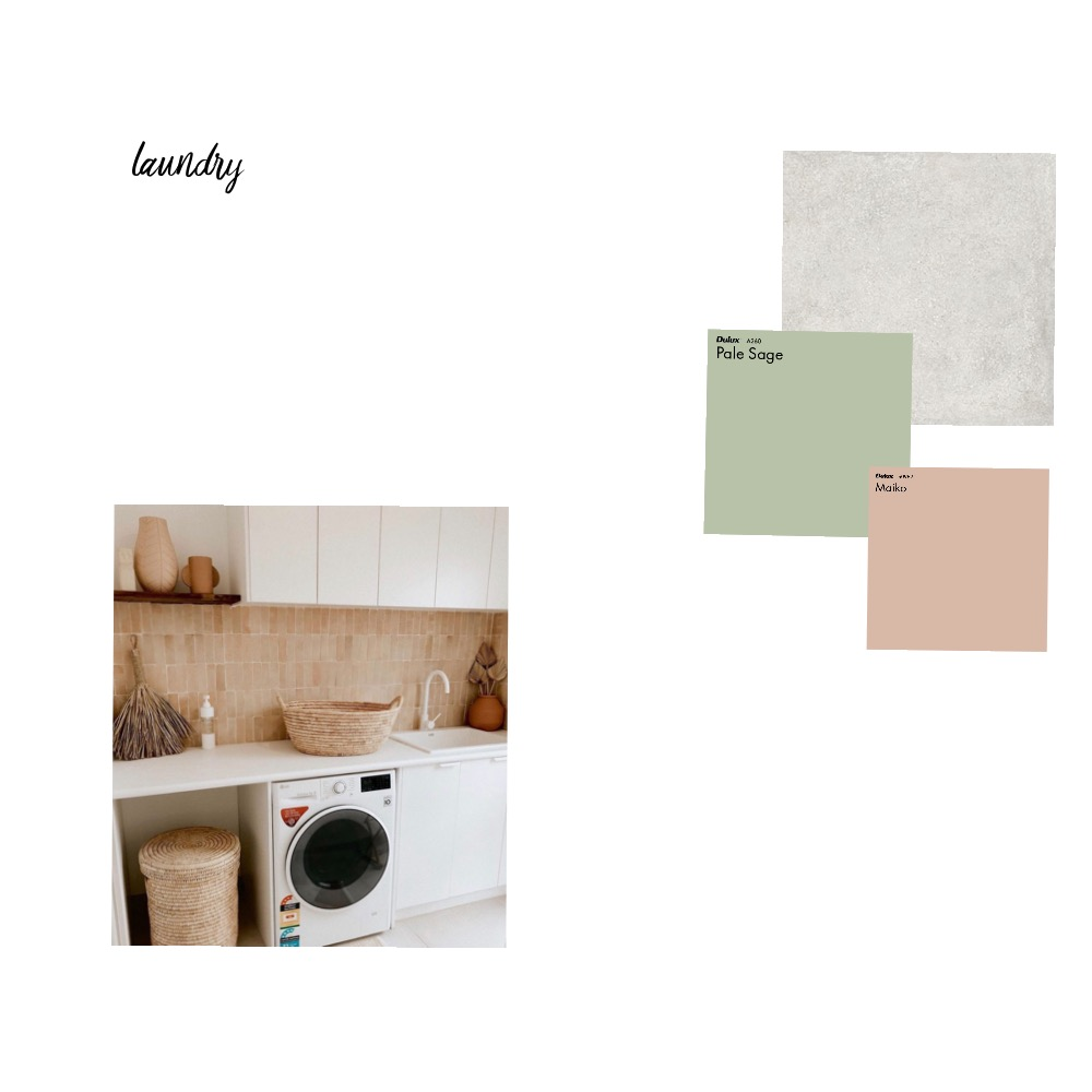 Laundry Interior Design Mood Board by Lu on Style Sourcebook