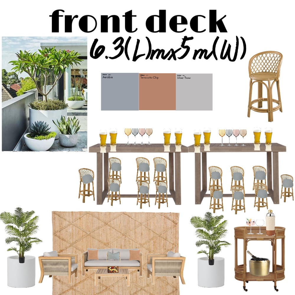 front deck Interior Design Mood Board by TMP on Style Sourcebook