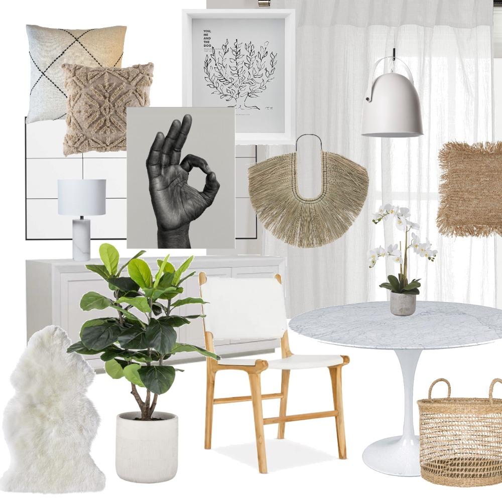 Dining Room Interior Design Mood Board by rachelkennett on Style Sourcebook