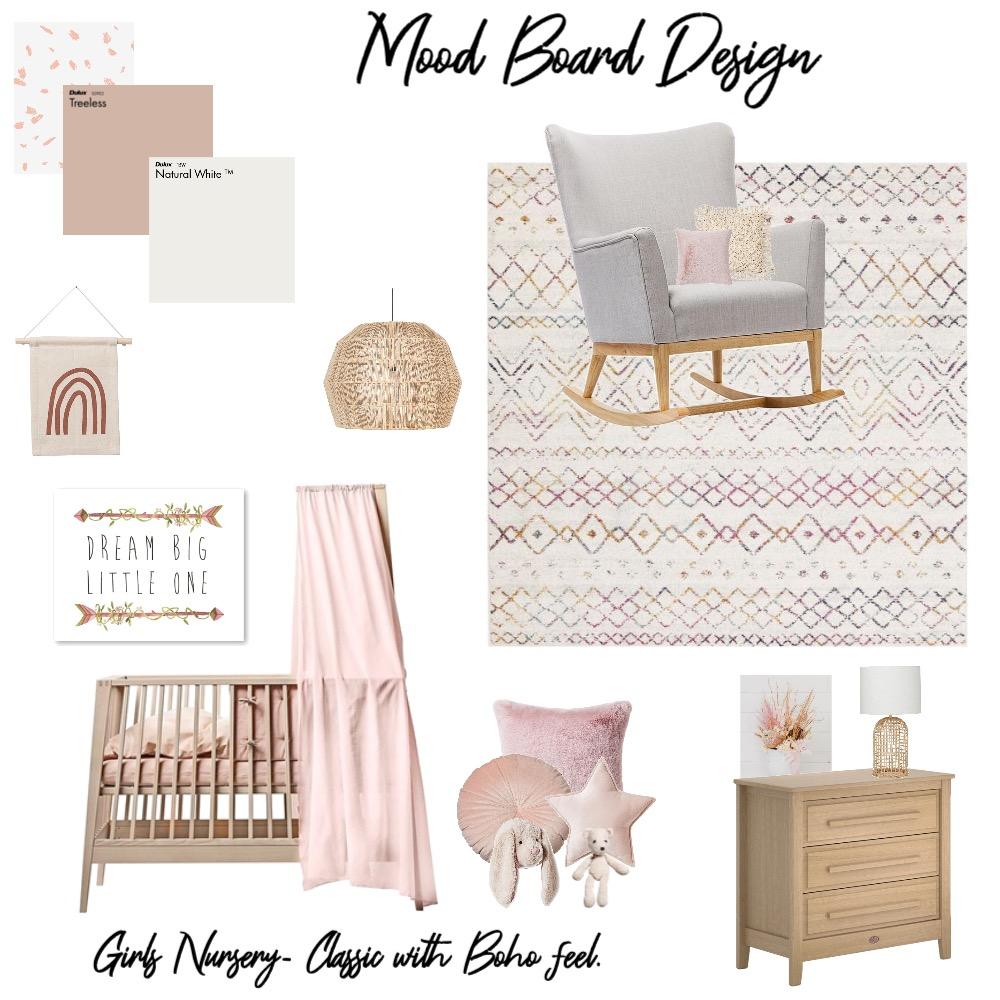 Nursery Moodboard Interior Design Mood Board by Amanda.lee.interiors on Style Sourcebook