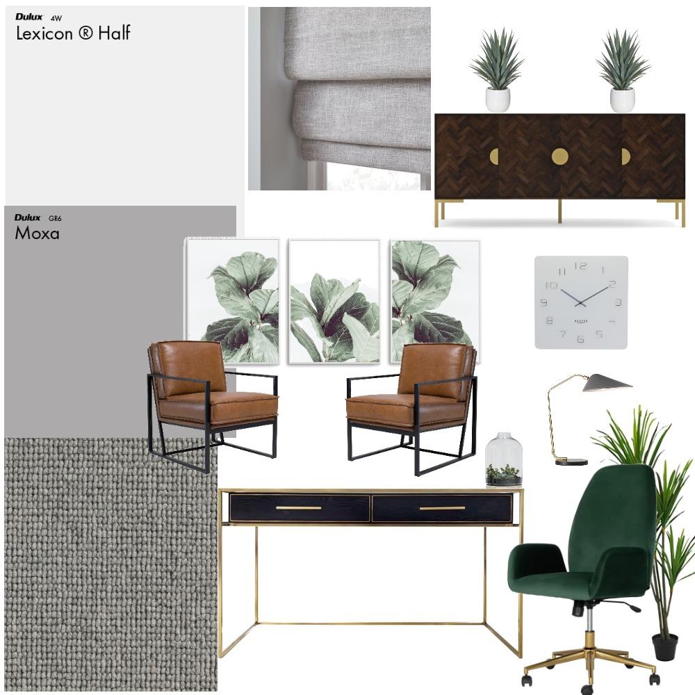 Study Interior Design Mood Board by Eckhard Coetzee on Style Sourcebook