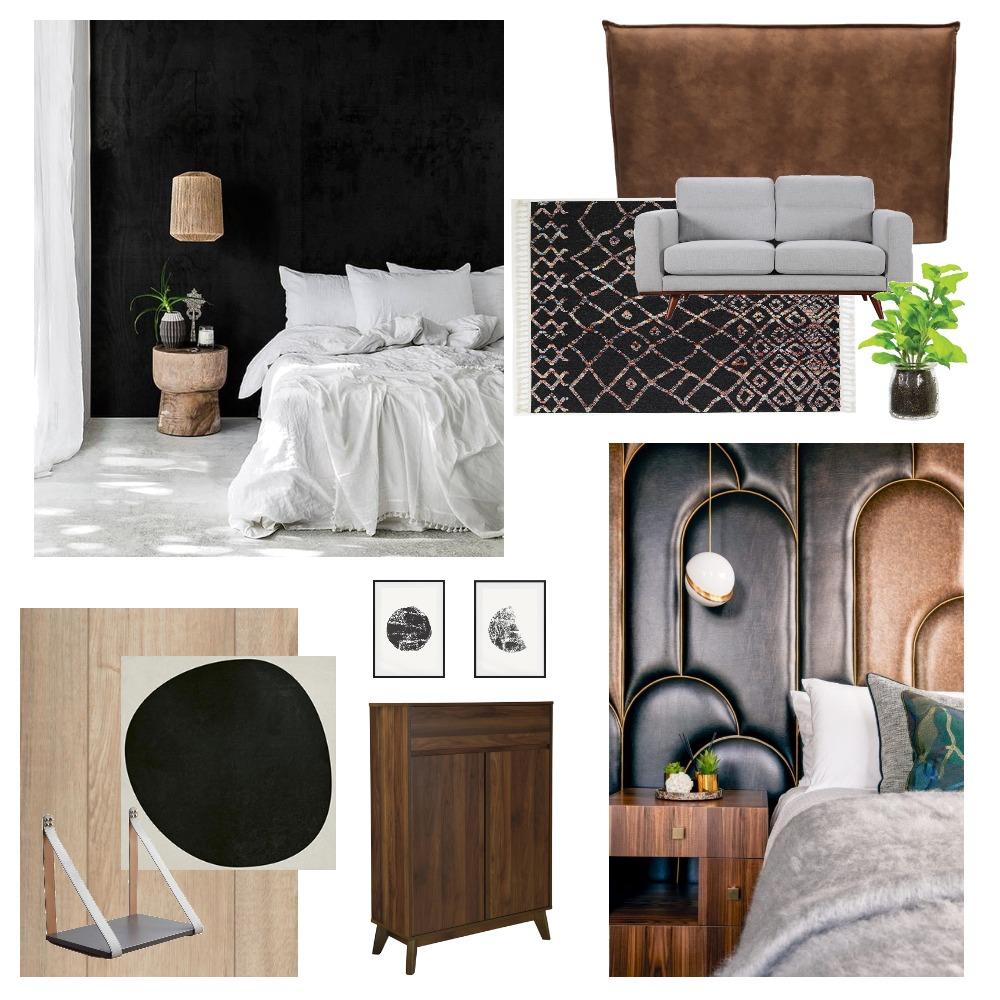 Anthony Allman // Bedroom Interior Design Mood Board by Lauren Thompson on Style Sourcebook