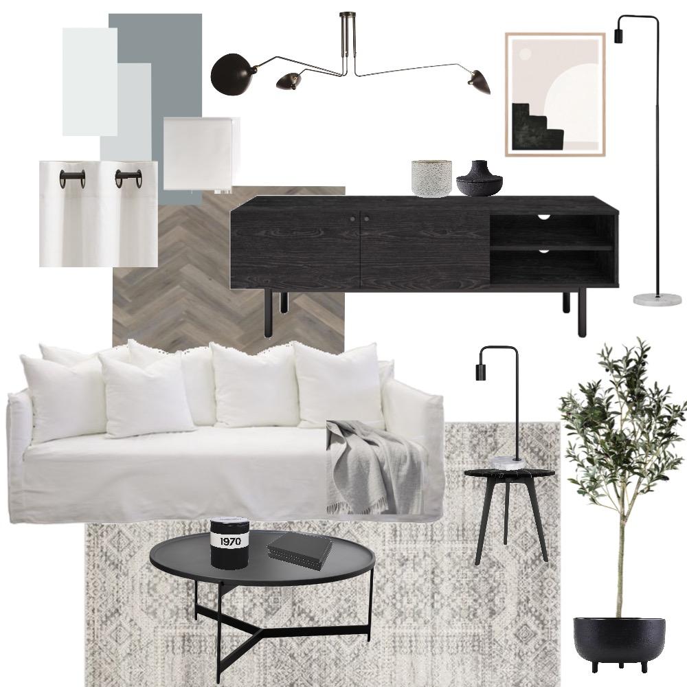 Living Room Interior Design Mood Board by Jen Christine on Style Sourcebook