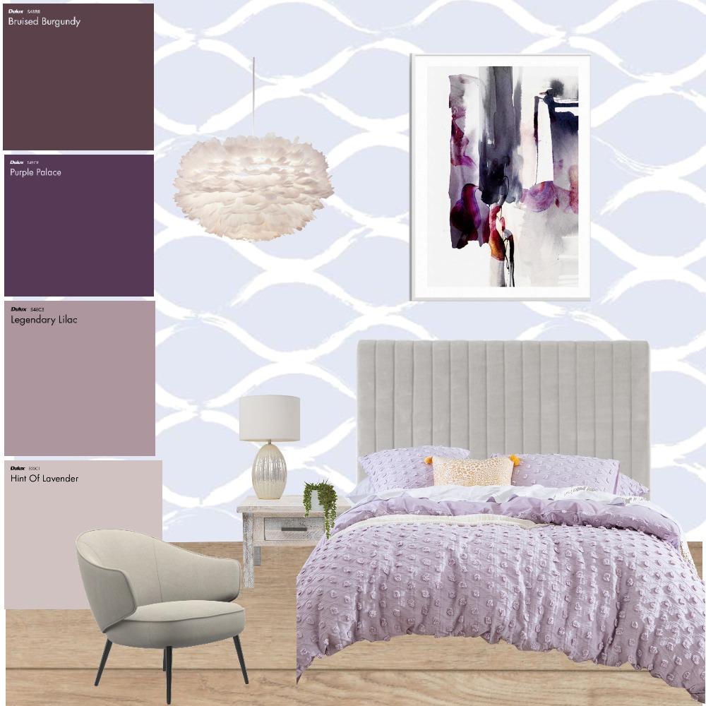 Purple Ideas Interior Design Mood Board by Fresh Start Styling & Designs on Style Sourcebook