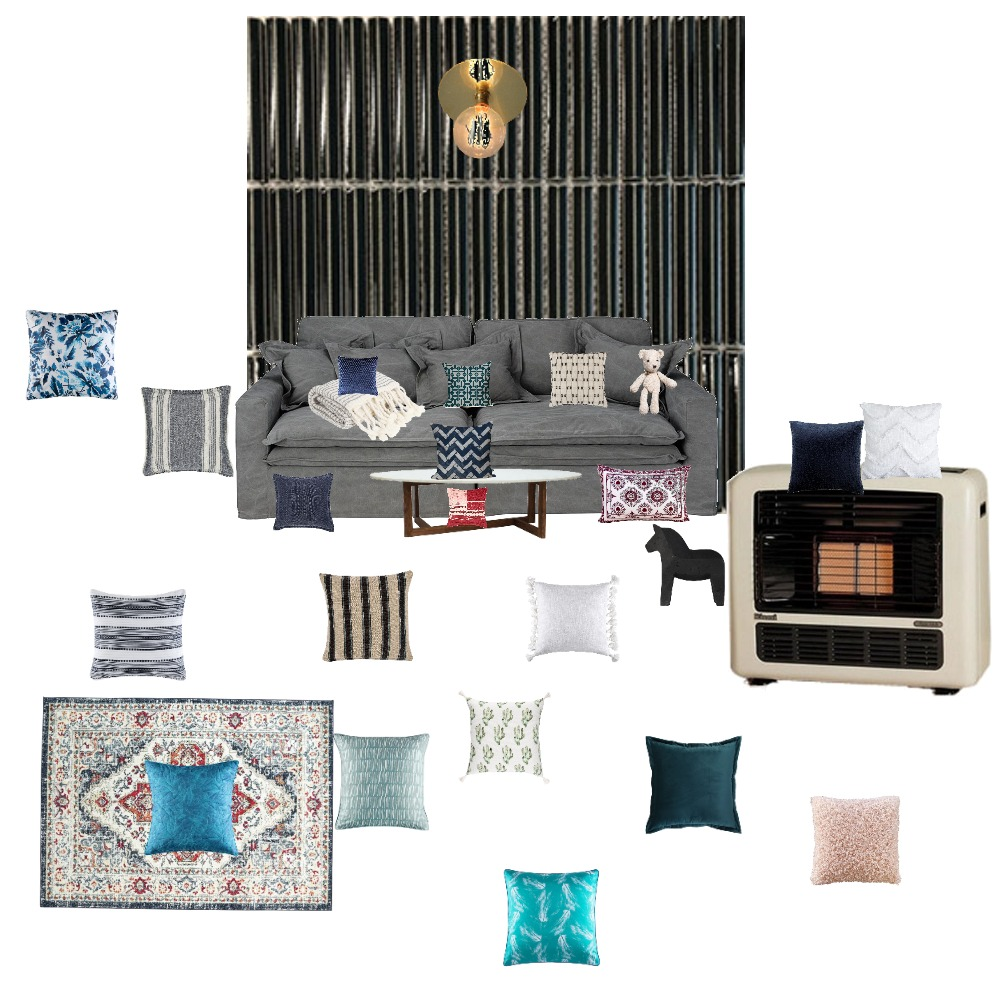pillow Interior Design Mood Board by Liam on Style Sourcebook