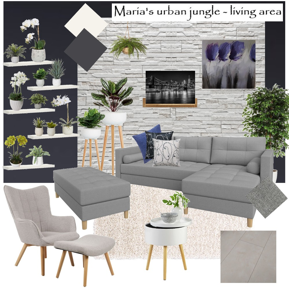 Wand Süd Interior Design Mood Board by sisi_ml on Style Sourcebook