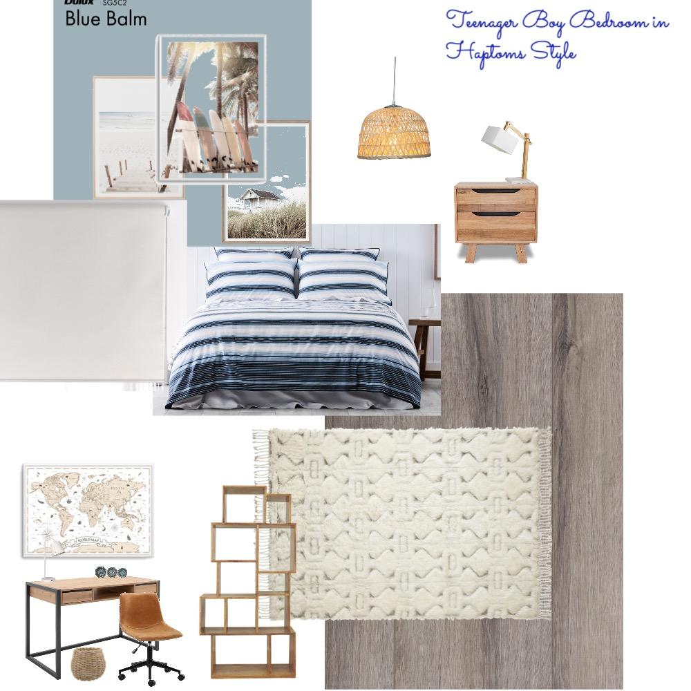 Boy Teenager Bedroom Interior Design Mood Board by claudia savelli on Style Sourcebook