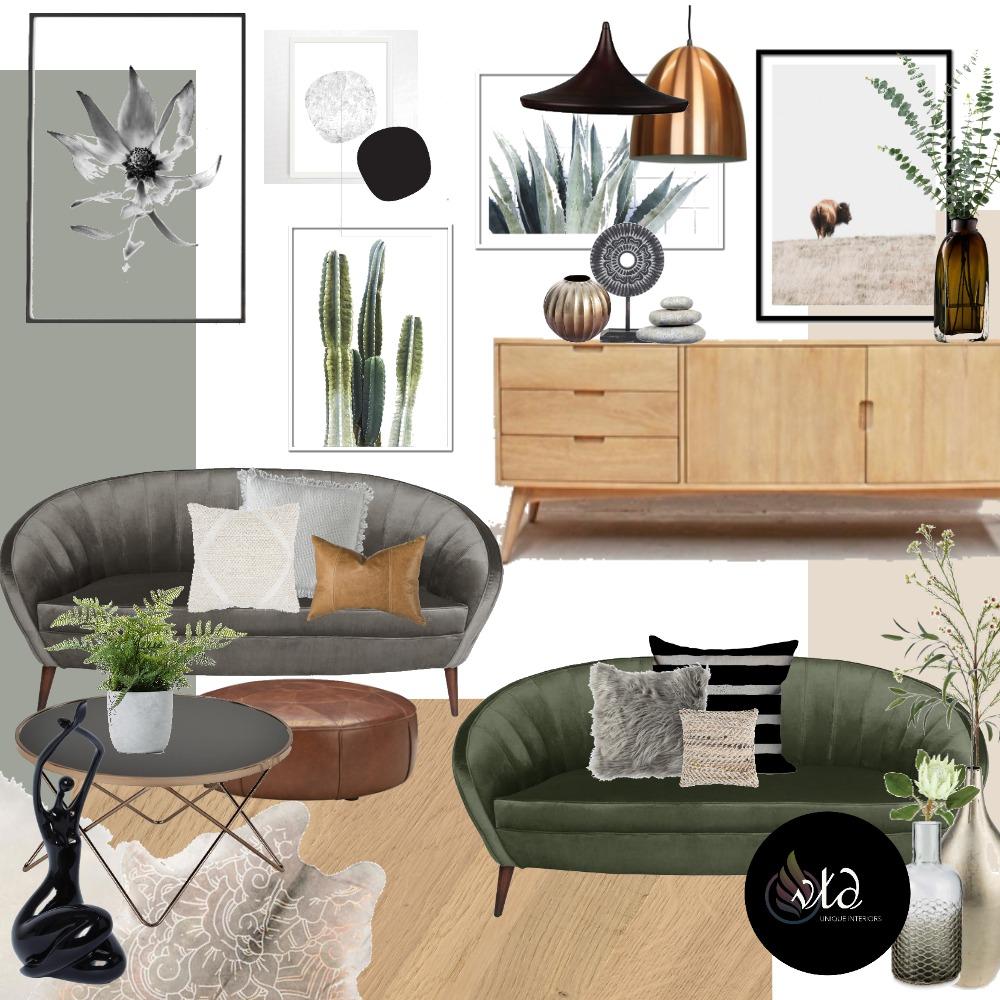 Scandi Luxe Living Interior Design Mood Board by Velvet Tree Design on Style Sourcebook