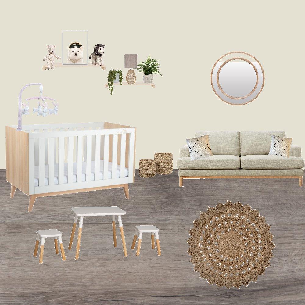 nursrey Interior Design Mood Board by tiarnlove on Style Sourcebook