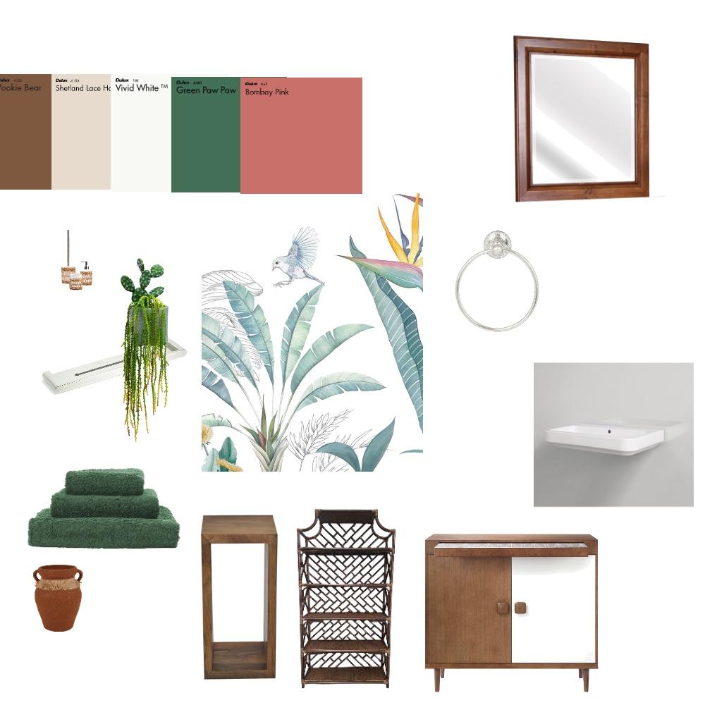 Bathroom Renovation Interior Design Mood Board by crystalinteriordesigns on Style Sourcebook