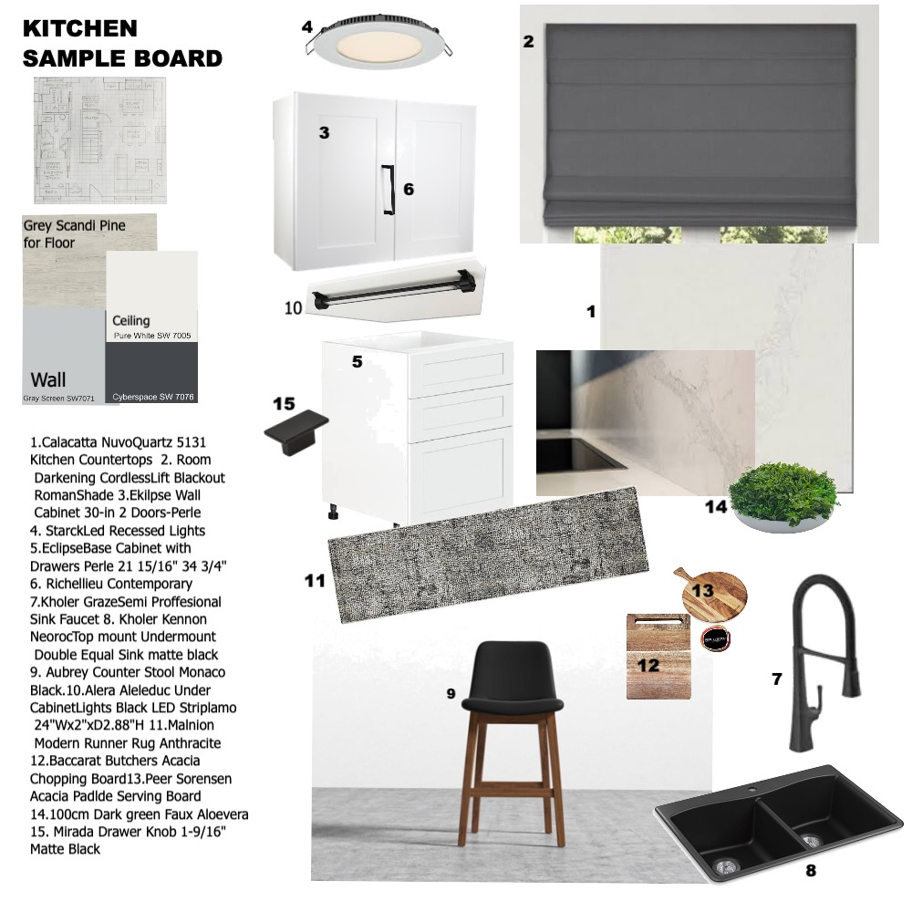 KITCHEN Interior Design Mood Board by Mellany Jagt on Style Sourcebook