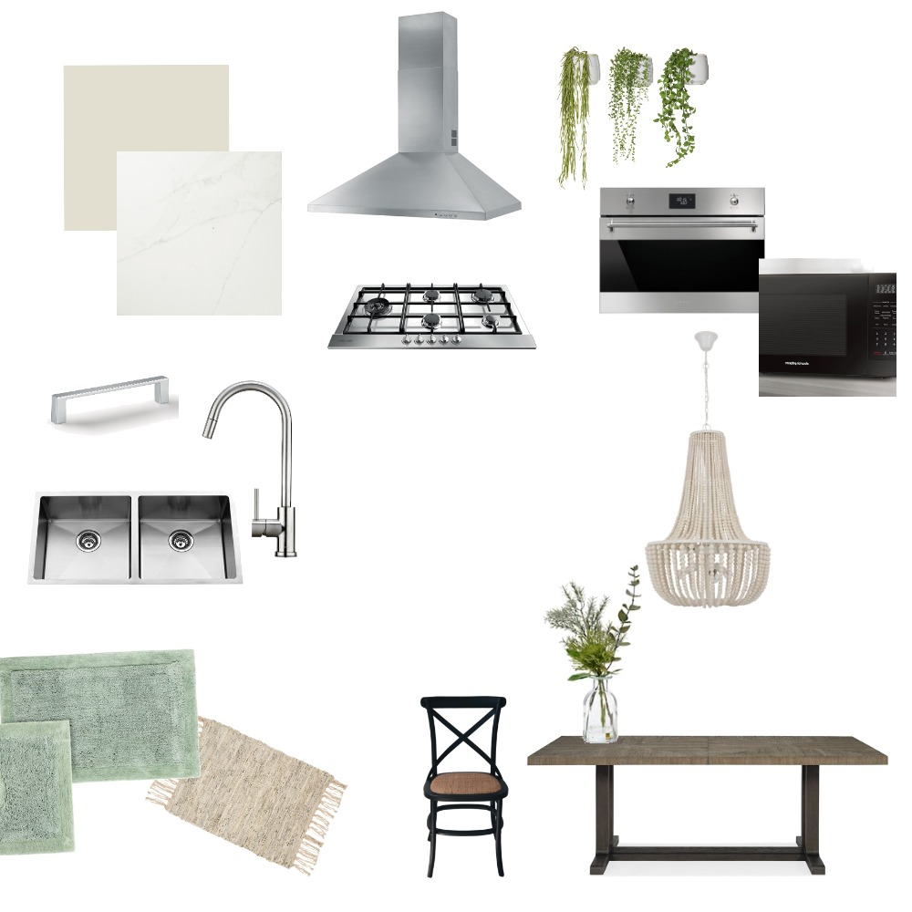 Kitchen/Dining Interior Design Mood Board by fiana1309 on Style Sourcebook