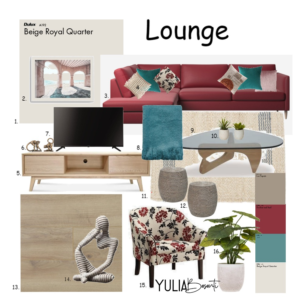 Lounge 4 Interior Design Mood Board by Jumo12 on Style Sourcebook