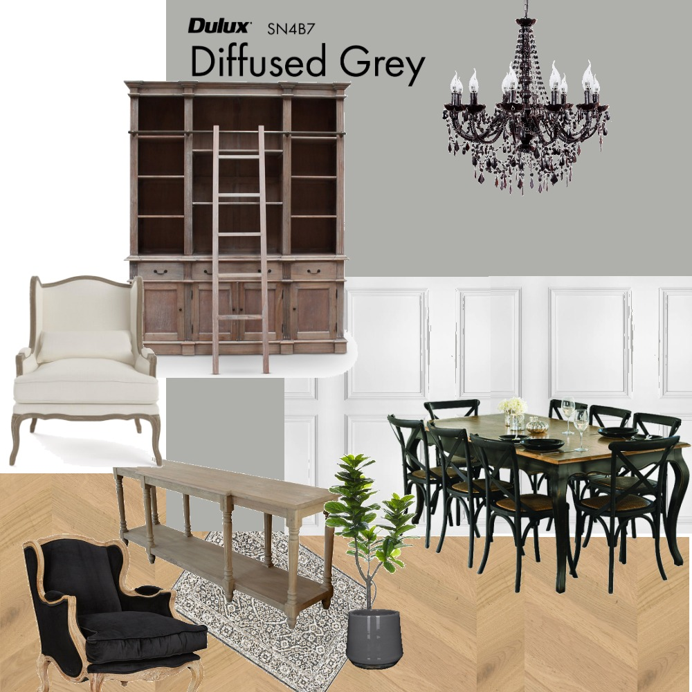 FRENCH PROVINCIAL Interior Design Mood Board by zoe williams on Style Sourcebook