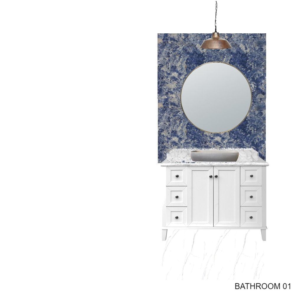 Bathroom 01 Interior Design Mood Board by adjsfk on Style Sourcebook