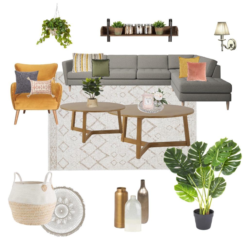 סלון מור Interior Design Mood Board by Taliash on Style Sourcebook