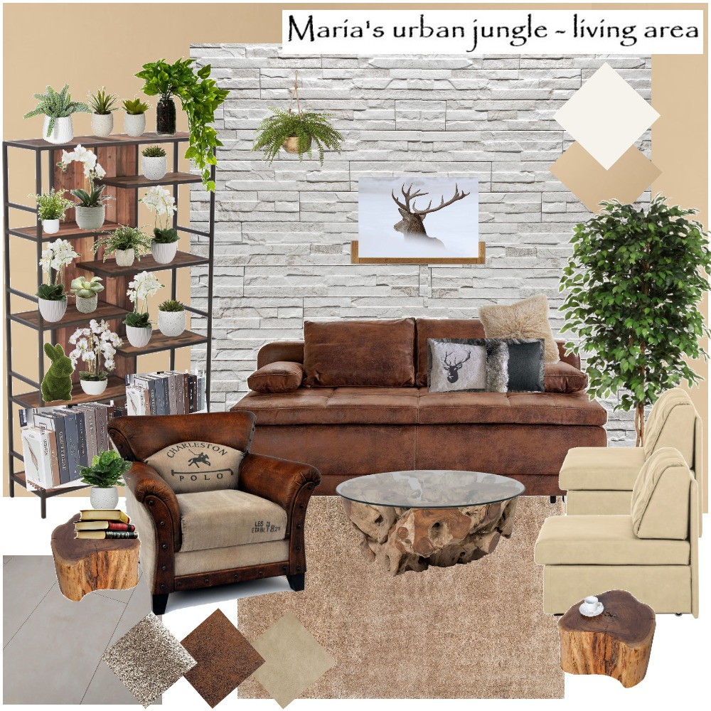 Wand Süd 2 Interior Design Mood Board by sisi_ml on Style Sourcebook