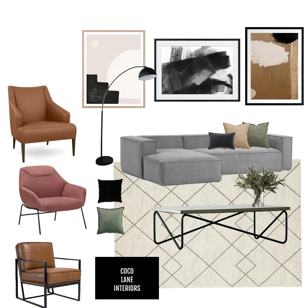 743A Canning Highway option 2 Interior Design Mood Board by lindsaywilcock on Style Sourcebook