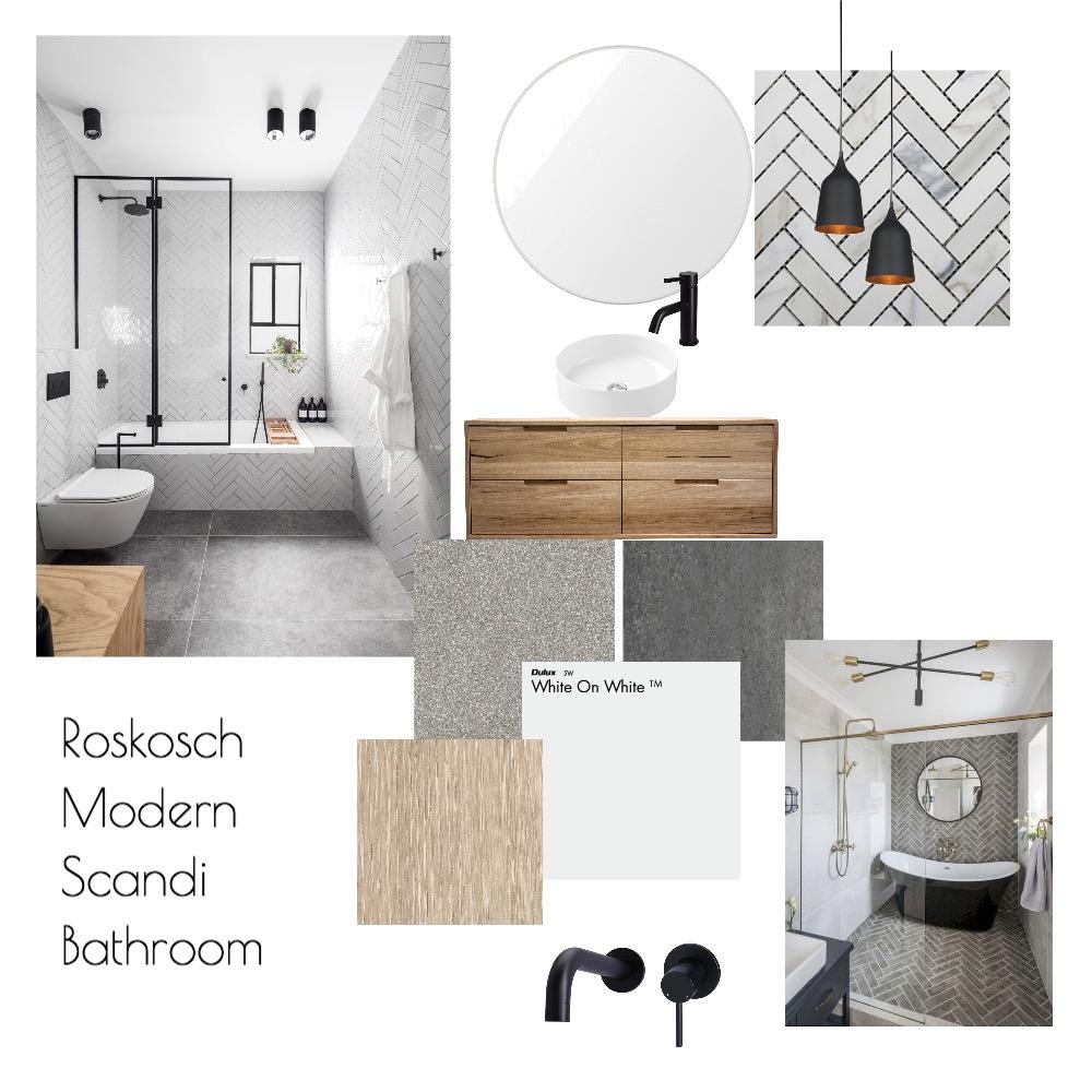 Roskosch Bathroom Reno Interior Design Mood Board by Stacey Newman Designs on Style Sourcebook