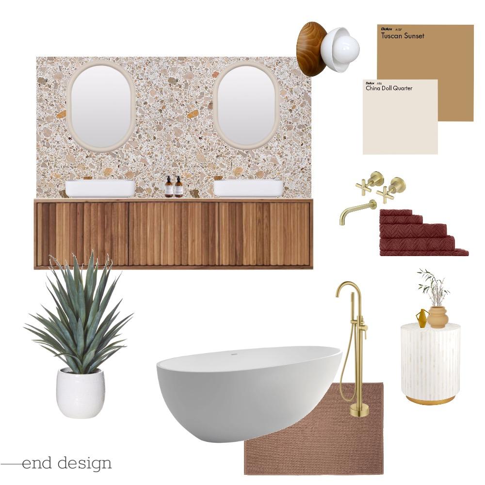 BATHROOM Interior Design Mood Board by ___enddesign on Style Sourcebook