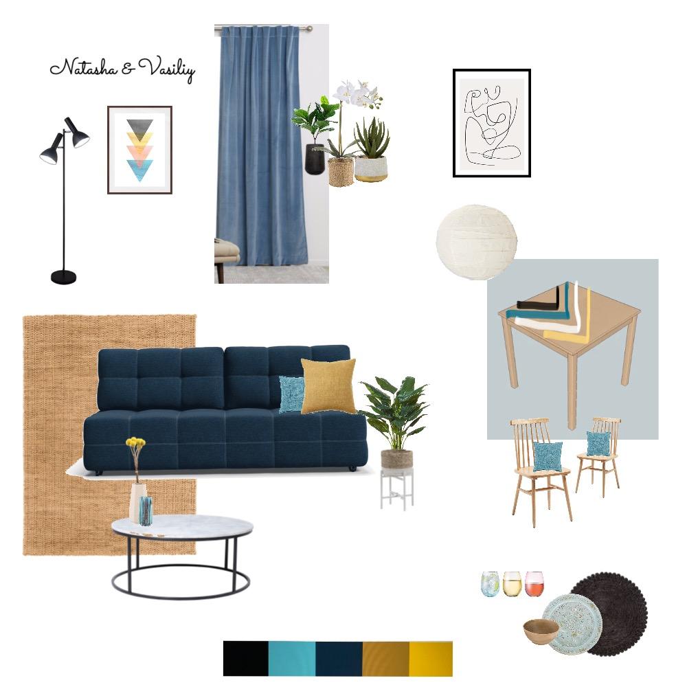 Natasha&Vasiliy Interior Design Mood Board by RotariDesign on Style Sourcebook
